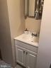 New vanity. - 120 E CRISER RD, FRONT ROYAL