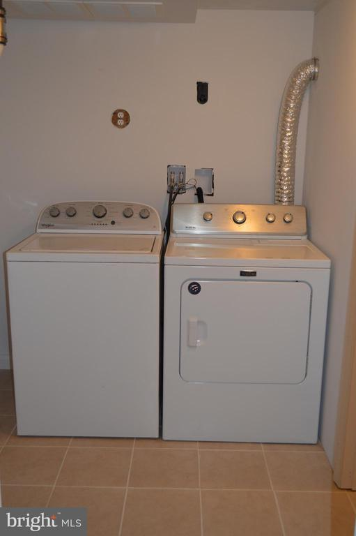 Laundry room - 4510 FURMAN, SILVER SPRING