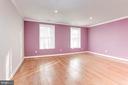 Bedroom #2 - Hardwood Floors & Recess Lighting! - 6813 JEFFERSON AVE, FALLS CHURCH