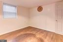 Bonus Room - Use for a Guest Space or Home Office! - 6813 JEFFERSON AVE, FALLS CHURCH
