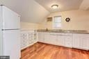 Bonus Suite - Sink, Refrigerator! - 6813 JEFFERSON AVE, FALLS CHURCH