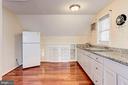 Bonus Suite - Cabinets, Granite Counter Tops! - 6813 JEFFERSON AVE, FALLS CHURCH