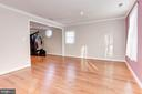 BR #2 - Truthfully A Second Master Bedroom Suite! - 6813 JEFFERSON AVE, FALLS CHURCH
