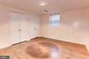 Bonus Room - Lower Level of Home! - 6813 JEFFERSON AVE, FALLS CHURCH