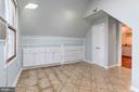 Bonus Suite - Use for Guests or Use as Art Studio! - 6813 JEFFERSON AVE, FALLS CHURCH