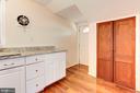 Bonus Suite - Closet Space + Built-Ins! - 6813 JEFFERSON AVE, FALLS CHURCH