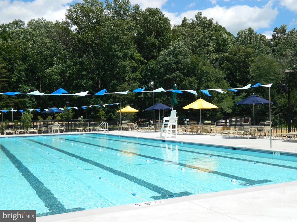 New pool - 113 EDGEHILL DR, LOCUST GROVE