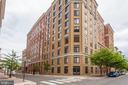 Building exterior - 1201 N GARFIELD ST #803, ARLINGTON