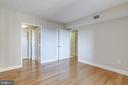 2nd bedroom - 1201 N GARFIELD ST #803, ARLINGTON
