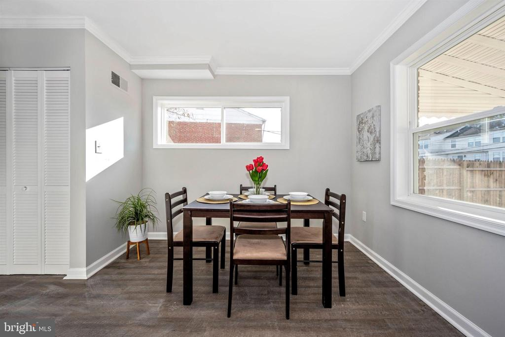 Dining Area - 830 LANNERTON RD, BALTIMORE