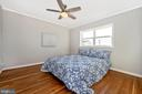 Master Bedroom - 830 LANNERTON RD, BALTIMORE
