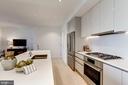Gourmet kitchen - 1101 Q ST NW #202, WASHINGTON