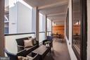 Spacious private terrace - 1101 Q ST NW #202, WASHINGTON