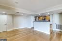 Foyer/dining area - 1201 N GARFIELD ST #803, ARLINGTON