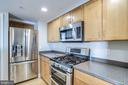 Ample counter space! - 1201 N GARFIELD ST #803, ARLINGTON