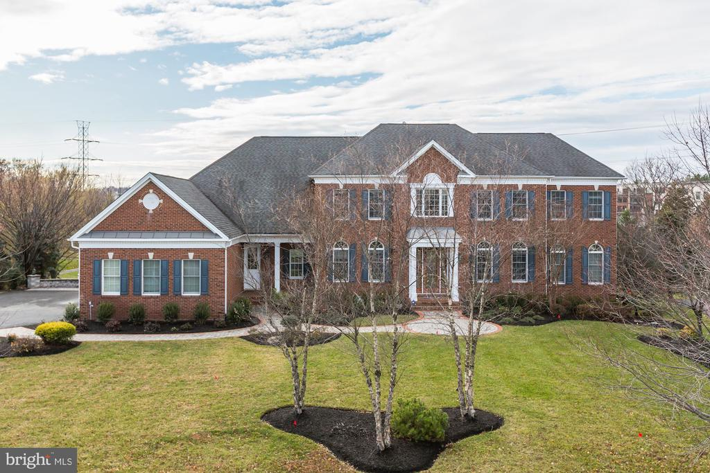 8000 sq ft colonial professionally landscaped - 19999 BELMONT STATION DR, ASHBURN