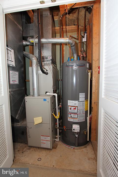 HVAC (2013) and New Water Heater - 505 BRECKINRIDGE SQ SE, LEESBURG