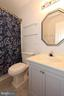 Master bathroom - 505 BRECKINRIDGE SQ SE, LEESBURG