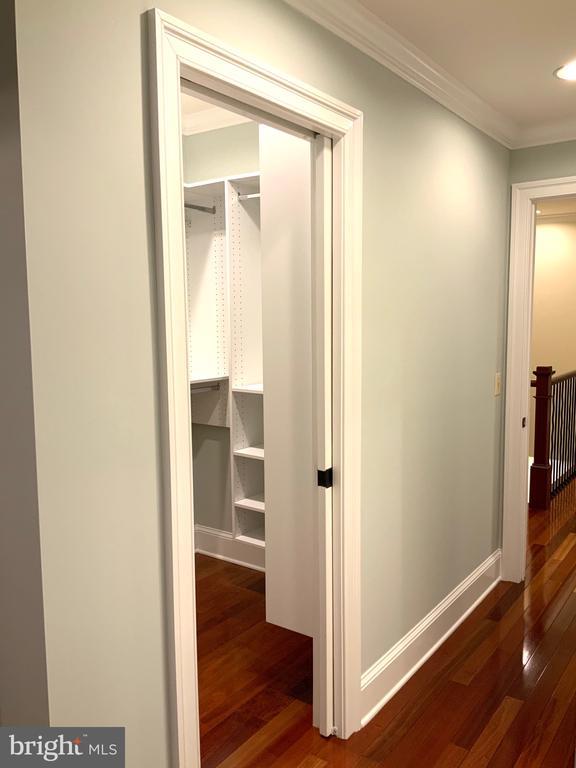 Master Bedroom Walk-In Closet #2 - 1324 FAIRMONT ST NW #B, WASHINGTON