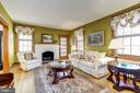 Living Room - 4858 ALBEMARLE ST NW, WASHINGTON