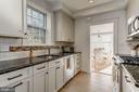 Kitchen - 4858 ALBEMARLE ST NW, WASHINGTON