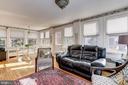 Family Room - 4858 ALBEMARLE ST NW, WASHINGTON