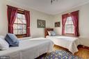 Bedroom 1 - 4858 ALBEMARLE ST NW, WASHINGTON