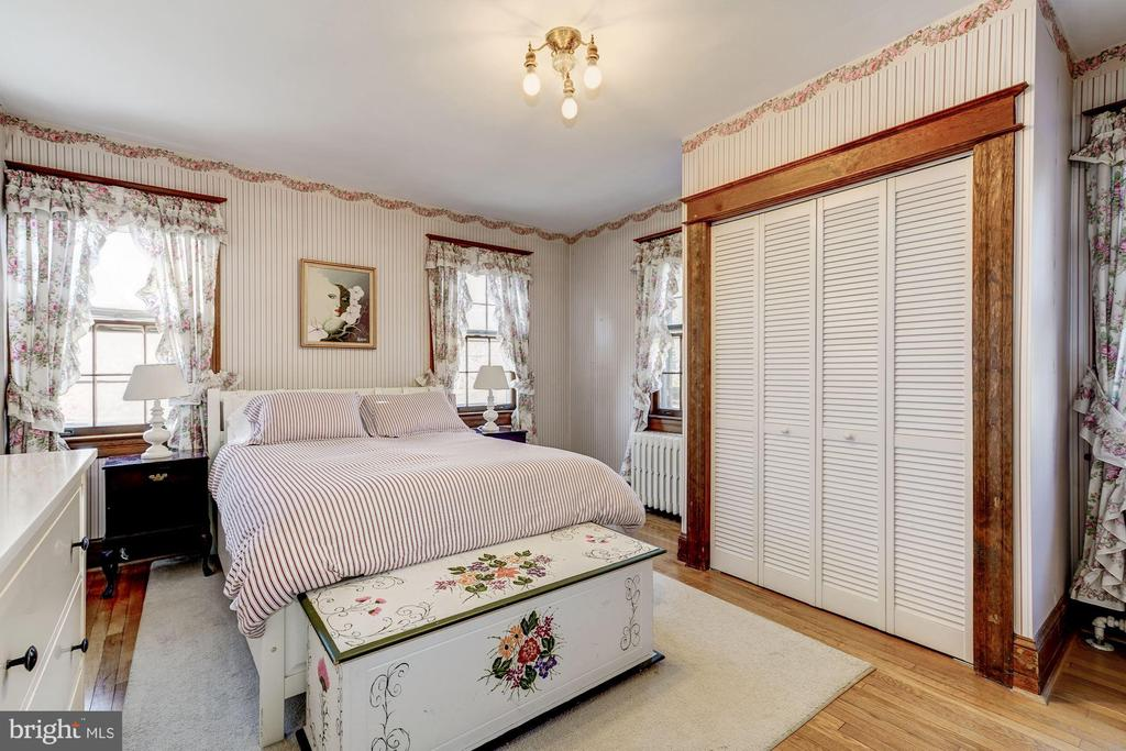 Master Bedroom - 4858 ALBEMARLE ST NW, WASHINGTON