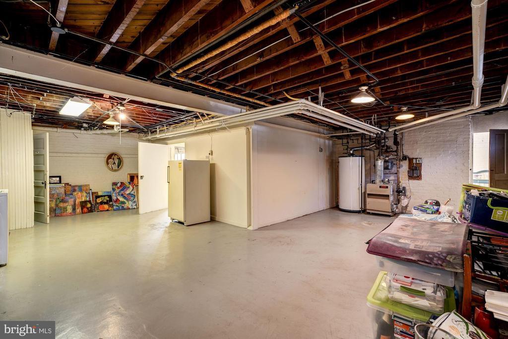 Basement - 4858 ALBEMARLE ST NW, WASHINGTON