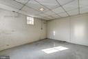 Basement Storage Area 1 - 4858 ALBEMARLE ST NW, WASHINGTON