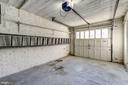 Garage - 4858 ALBEMARLE ST NW, WASHINGTON
