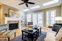 Living Room - 1614 34TH ST NW, WASHINGTON