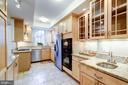 Kitchen - 1614 34TH ST NW, WASHINGTON