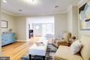 Bedroom 3 Sitting Room - 1614 34TH ST NW, WASHINGTON