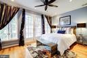 Master Bedroom - 1614 34TH ST NW, WASHINGTON