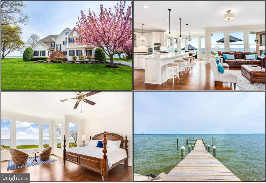Single Family Homes for Sale at Chester, Maryland 21619 United States
