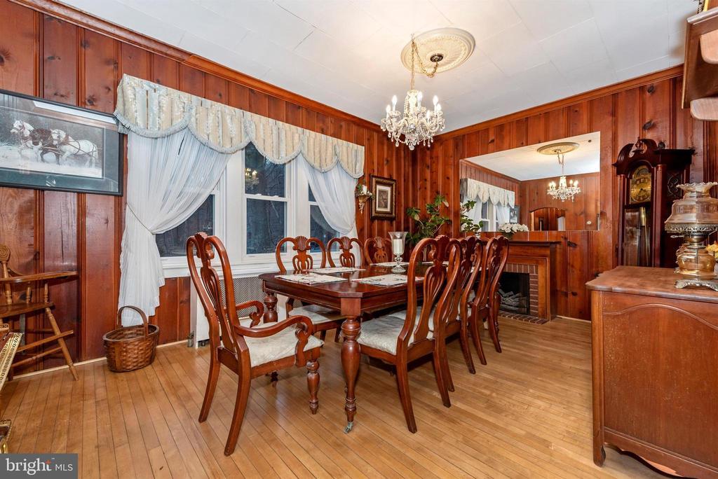 Dining Room - 15009 SABILLASVILLE RD, THURMONT