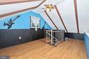 4th bedroom in ;oft - 15009 SABILLASVILLE RD, THURMONT