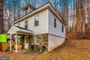 little cottage/studio or home office - 15009 SABILLASVILLE RD, THURMONT