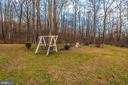 landscaped area at pone - 15009 SABILLASVILLE RD, THURMONT