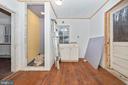 second floor of cottage - 15009 SABILLASVILLE RD, THURMONT