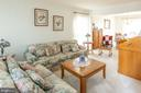 Formal living and dining rooms - 20687 BROADWATER CT, STERLING
