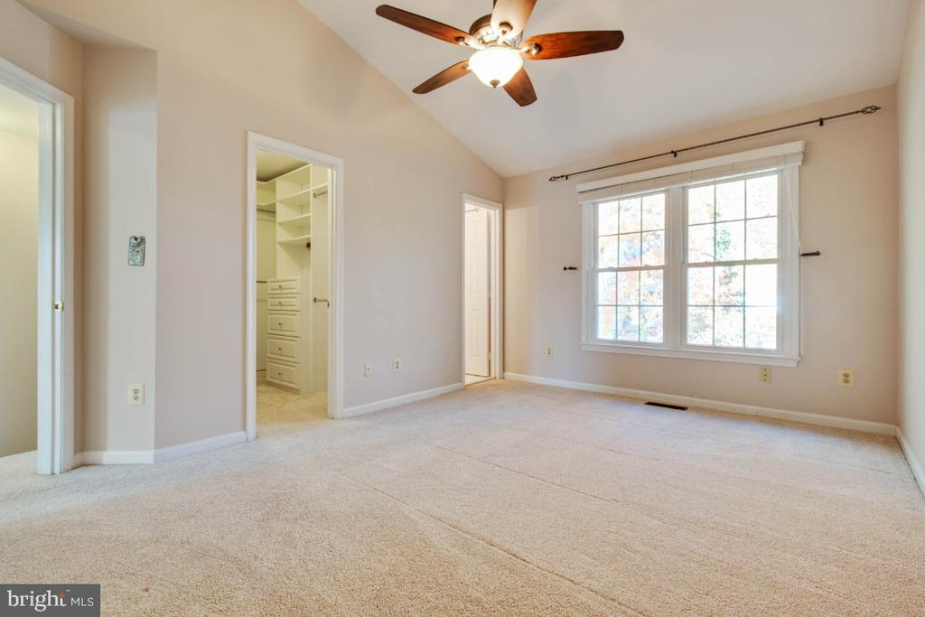 Large master suite - 395 S PICKETT ST, ALEXANDRIA