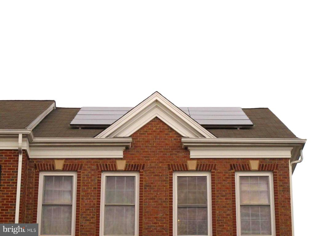 Seller purchased solar panels convey with the sale - 3245 THEODORE R HAGANS DR NE, WASHINGTON
