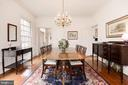 Formal Dining Room - 20252 UNISON RD, ROUND HILL