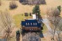 Arial View - 20252 UNISON RD, ROUND HILL