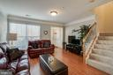 Large Family Room - 3842 CLORE PL, WOODBRIDGE