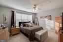Relaxing master bedroom - 3842 CLORE PL, WOODBRIDGE