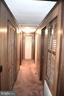 Hallway towards bedrooms - 208 MUSKET LN, LOCUST GROVE