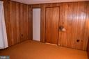 Master Bedroom towards Master Half Bath - 208 MUSKET LN, LOCUST GROVE